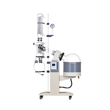 Industrial use CBD isolate equipment R1010 10L rotary evaporator
