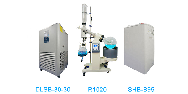 Tips for using rotary evaporator